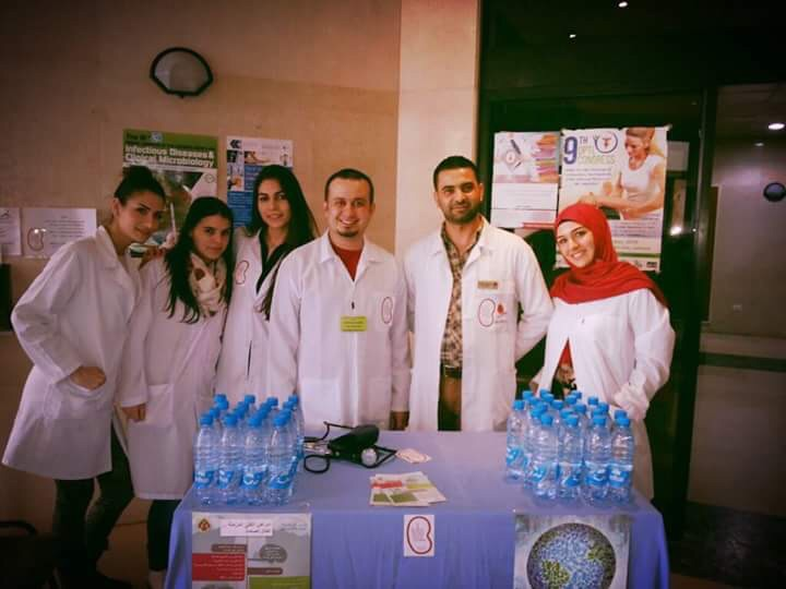 Lebanese Society of Nephrology and Hypertension